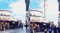 Дали минарето на Али Пашината џамија во Охрид ќе биде дивоградба? (ВИДЕО)