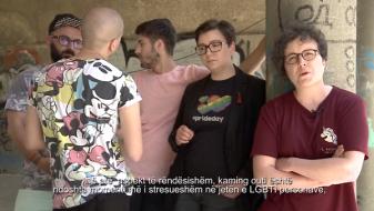 """""""Прав(д)а за сите"""", порачуваат ЛГБТИ луѓето (ВИДЕО)"""