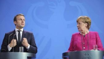 Меркел и Макрон ќе соработуваат на планот за реформи на ЕУ