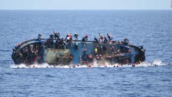 Најмалку 20 мигранти се удавија близу либискиот брег