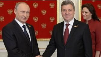 Денеска средба Иванов – Путин