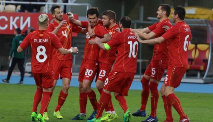 Турција ќе гостува во Скопје на 5 јуни