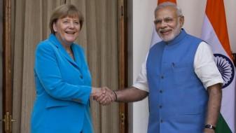 Меркел: Развиваме односи и со Индија