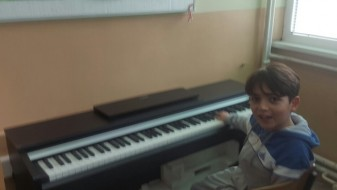 И оваа учебна година, нижо музичко образование во Драчево