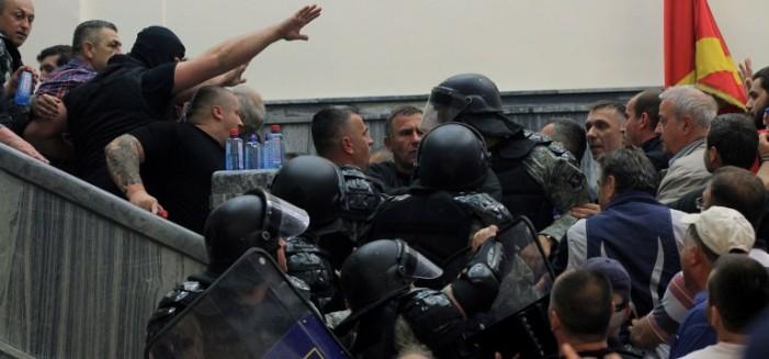 Суспендирани нови 15 припадници на полицијата: Меѓу нив и помошник-министерот за телекомуникации, Небојша Стајковиќ