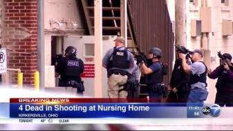 Локален шериф во Охајо загина во престрелка во старечки дом