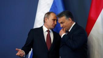 Унгарските проевропејци протестираа против руското влијание