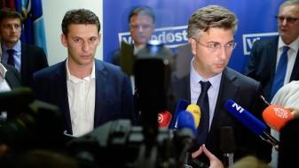Пленковиќ: Разговори за нови министри по првиот круг од локалните избори