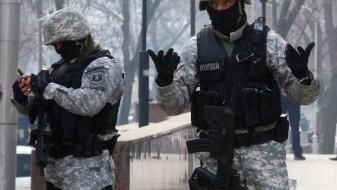 Специјалните полициски сили ќе се подноват со нови униформи