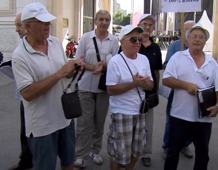 """""""Уа лопови"""" – 113 протест на исклучените од системот за парно-греење"""