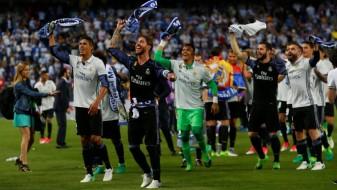 """Реал ја врати титулата на """"Сантијаго Бернабеу"""""""