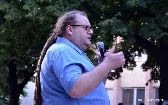 """Портрет на новиот """"раста"""" министер за култура: Ќе го стопирам налудничавиот проект """"Скопје 2014"""""""