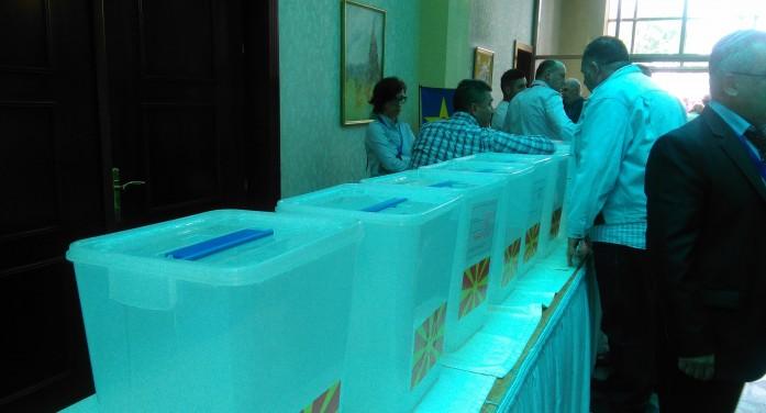 (ФОТО) Започна затворениот дел на 22 конгрес на СДСМ