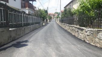 Се асфалтираат нови 4 улици во Стопански двор