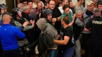 МВР идентификувало уште двајца кои упаднале во Собранието