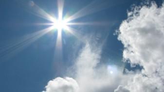 Сончево и топло со мала до умерена облачност