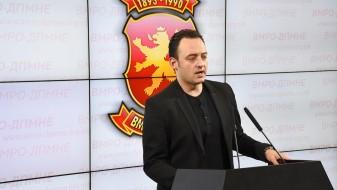 ВМРО-ДПМНЕ: Укинувањето на екстерното тестирање е само популистичко додворување