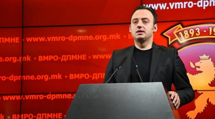 Ристовски: Намерата на СДС да го укине екстерното тестирање не е реформа туку антиреформа
