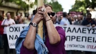 Грција е парализирана, денеска и утре големи штрајкови