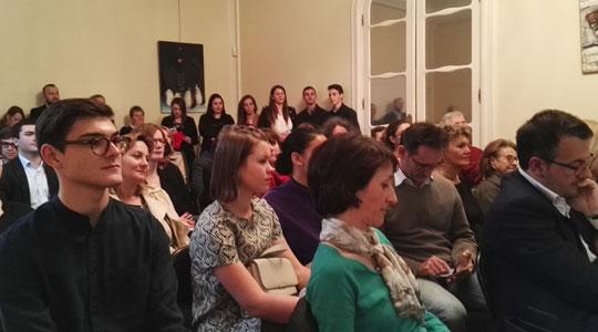 Вечер на македонската култура во Париз