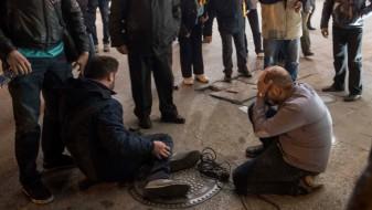 Нападнатиот новинар и снимателот од порталот А1он дадоа искази во обвинителството