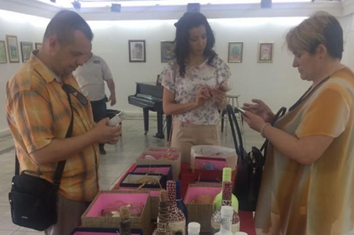 Хуманитарна изложба во Кавадарци