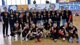 Рутина: Вардарки го одбранија трофејот во Купот