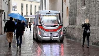 Виена летово ќе го добие првиот градски автобус без возач