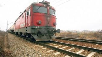 Каменуван возот што сообраќал кон Кичево