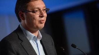 Вучиќ: Доколку Србите сакаат бајки, тогаш да гласаме за браќата Грим