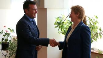 Заев на средбата со Винтон: Евроатланската иднина е приоритет