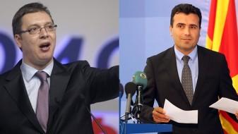 Могерини ги помири Заев и Вучиќ