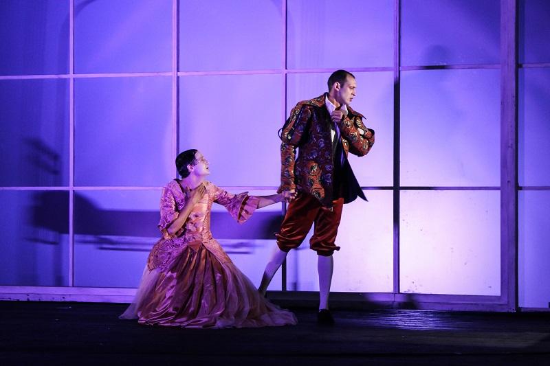 Битола Шекспир фестивал   Театарот од Плевен приреди театарски спектал
