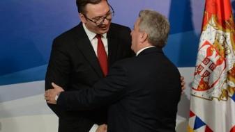 Белград: Иванов на средба со Вучиќ