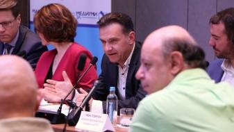Поповски: Многу брзо ќе ги започнеме реформите во медиумите