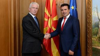 """Заев барал од Шчербак соработка на """"демократска основа"""""""