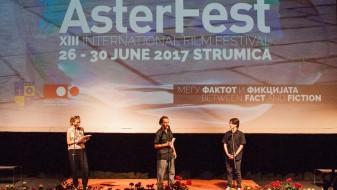 Награди на Астерфест