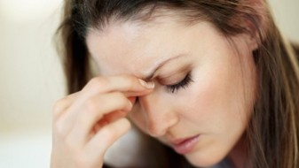 Ужасните главоболки почести кај дебелите лица