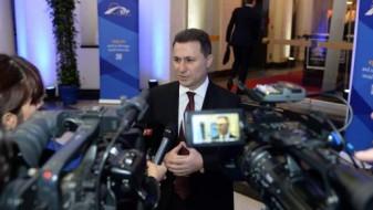 Груевски на средба со Могерини и на Самит на ЕПП во Брисел