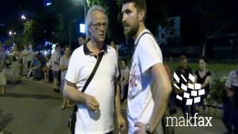 (ВИДЕО) Крсто Јовановски: Од која телевизија си ти?