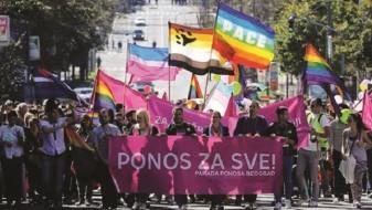 """""""Парада на гордоста"""" на 24 јуни во Белград"""