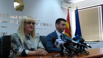 Дескоска: Министерството ќе го водам транспарентно, ќе биде консултирана стручната јавност