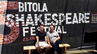 Руска алтернативна монодрама на Битола Шекспир фестивал