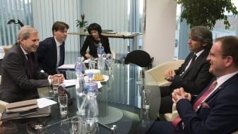 Хан со средбата со Села ја заокружи посетата на Македонија