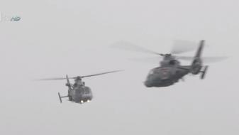 Се урна бугарски воен хеликоптер, тројца загинати