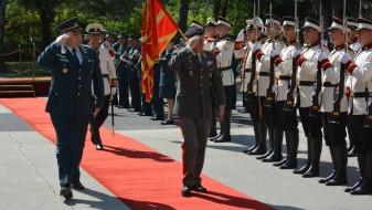 АРМ: Македонија и Австрија ќе ја интензивираат воената соработка