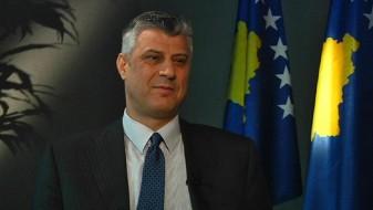 Тачи: Војската на Косово ќе биде формирана до крајот на годината