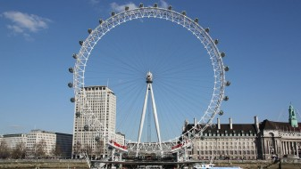 Лондон: Евакуација на панорамското тркало поради бомба од Втората светска војна