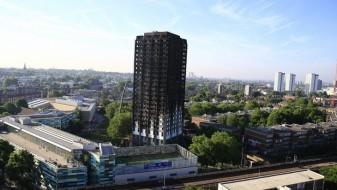 (ВИДЕО) Прва снимка од внатрешноста на кулата во Лондон – можеби живи изгореле стотици!