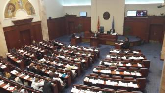 Почна дебатата за избор на заменици-министри во Владата
